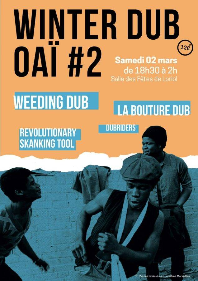 WINTER DUB OAÏ 2